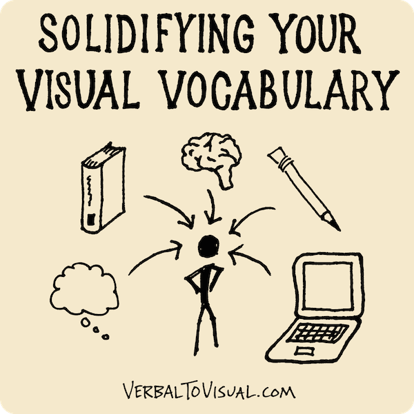 Solidifying You Visual Vocabulary - Verbal To Visual - Doug Neill