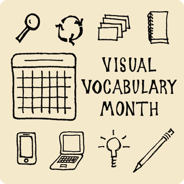 Visual Vocabulary Month - Verbal To Visual - Doug Neill