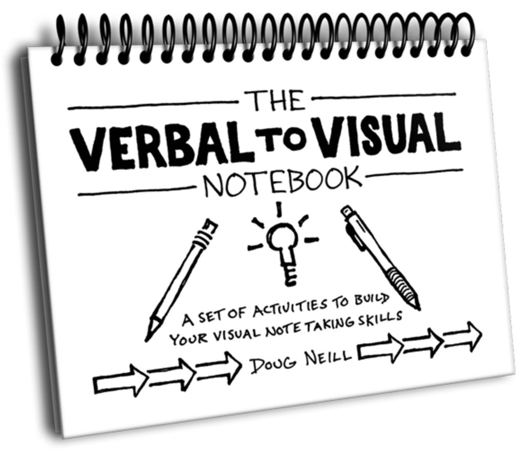 TheVerbalToVisualNotebookProduct