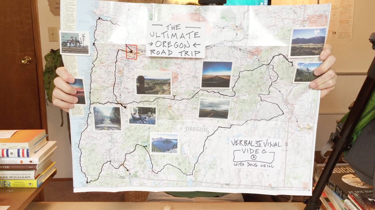 The Ultimate Oregon Road Trip - Verbal To Visual - Doug Neill