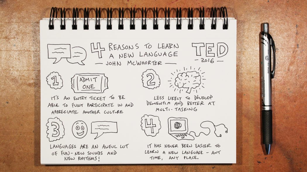 why its still worth it to learn a new language verbal