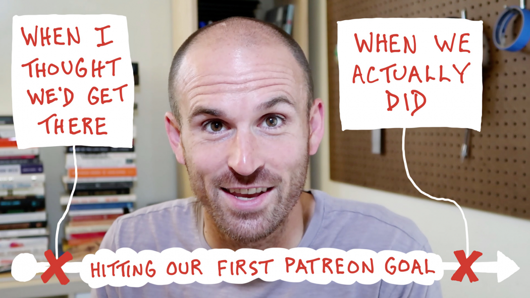 Reaching Our First Patreon Goal - The Doug Neill Show - Episode #32
